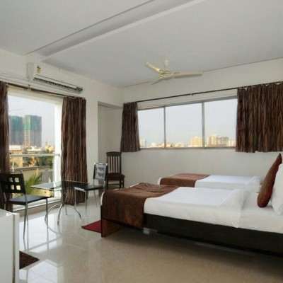 2 bedroom serviced apartments in Andheri West, Mumbai