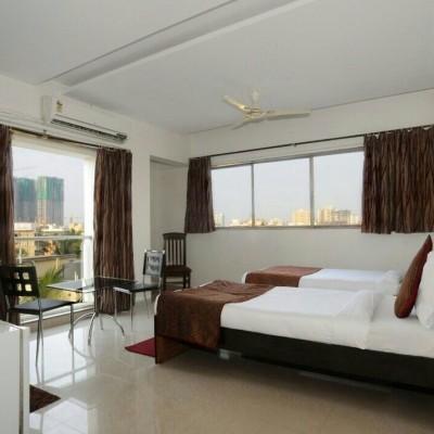 2 bedroom serviced apartments in Andheri West, Mumbai