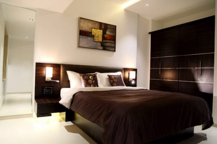 1 Bedroom Serviced Apartment In Vile Parle East