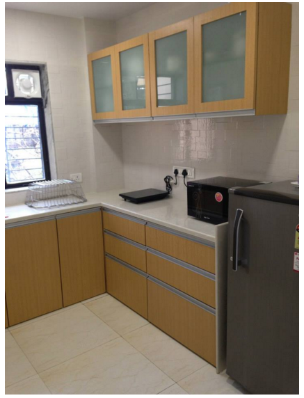 2 Bedroom Serviced Apartment In Vile Parle East