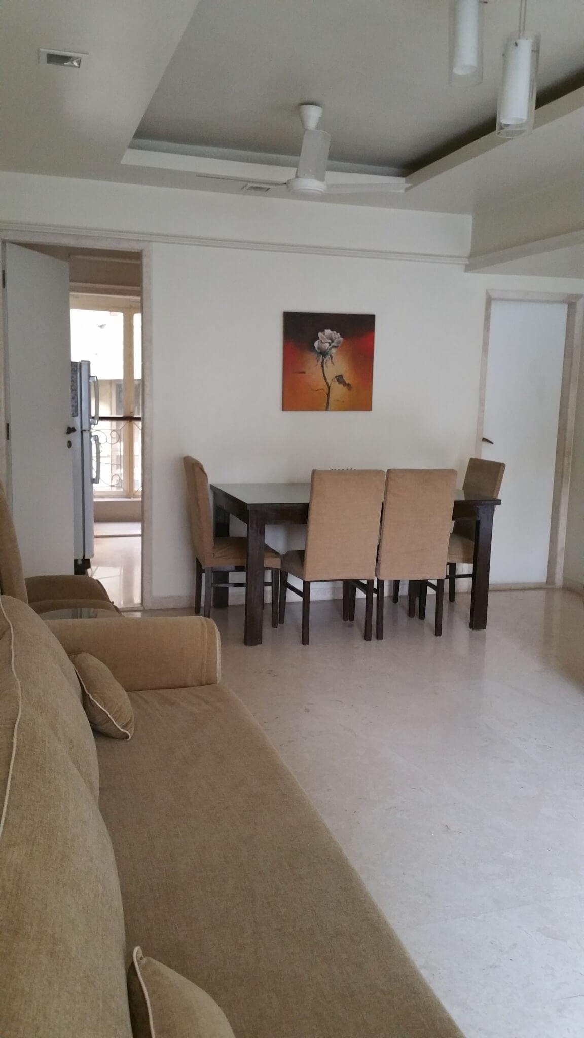 Cheap 2 Bedroom House For Rent: Monthly Rental 2 Bedroom Service Apartment Santacruz